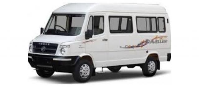 Force Traveller 3350 13 SEATER 2020