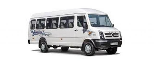 Force Traveller 3700 17 SEATER 2020