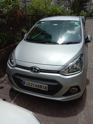 Hyundai Xcent SX AT 1.2 OPT 2015