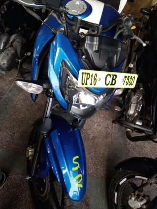 52 Used Blue Color Tvs Apache Rtr Motorcycle/bike for Sale