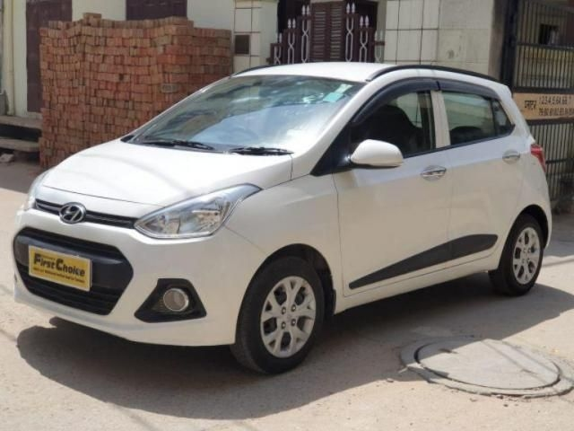 Hyundai Grand i10 SPORTZ AT 1.2 KAPPA VTVT 2016