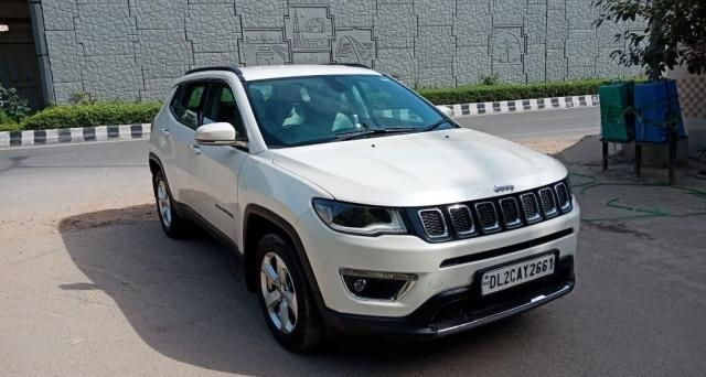 Jeep Compass Limited (O) 1.4 Petrol AT 2018