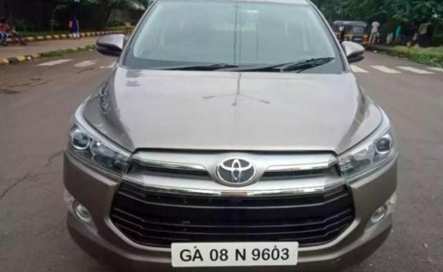 Toyota Innova Crysta 2.8 Touring Sport AT 2017