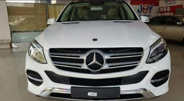 Mercedes-Benz GLE 350 d 2015