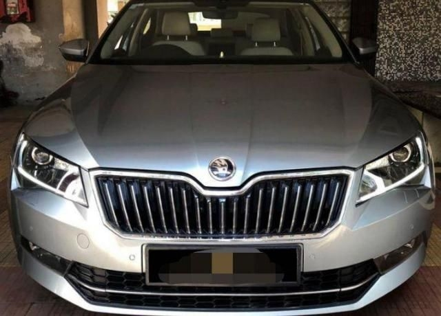 Skoda Superb Style TDI AT 2019