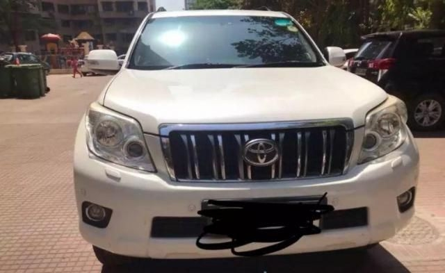 Toyota Land Cruiser LC200 VX 2012