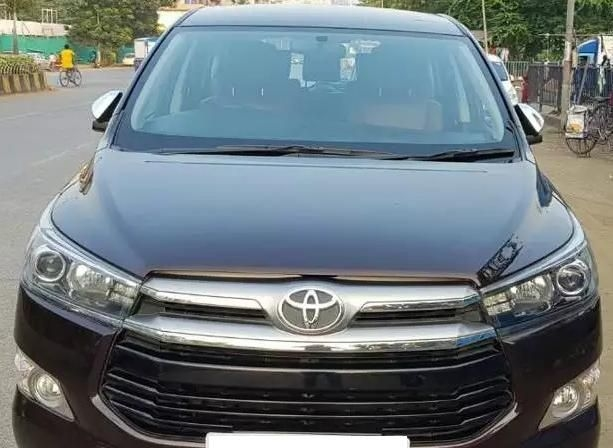 Toyota Innova Crysta 2.8 ZX AT 7 STR 2019