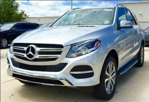 Mercedes-Benz GLE 400 4Matic 2016