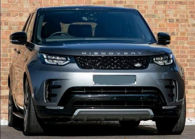 Land Rover Discovery 3.0 S Petrol 2017