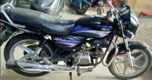 Hero Splendor Plus 100cc 2013