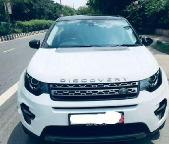 Land Rover Discovery Sport HSE Petrol 7-Seater 2018