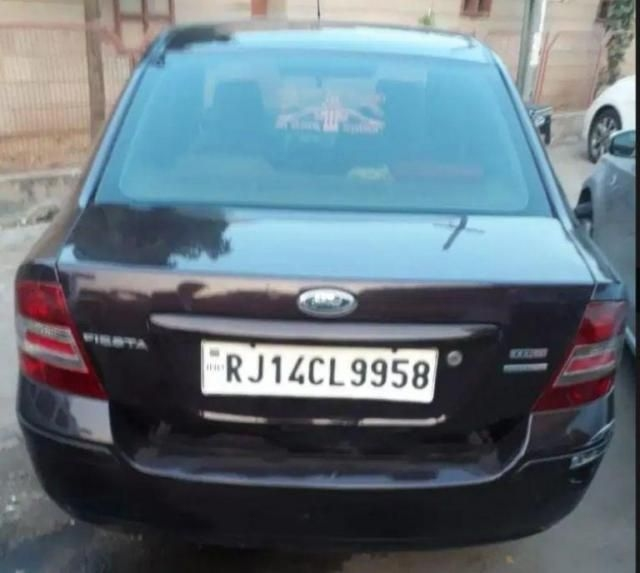 Ford Fiesta EXI 1.4 2011