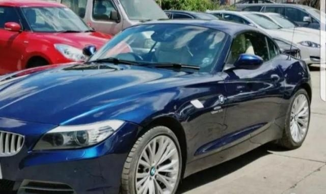 BMW Z4 sDrive 35i 2011