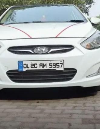 Hyundai Verna 1.6 SX VTVT AT 2011