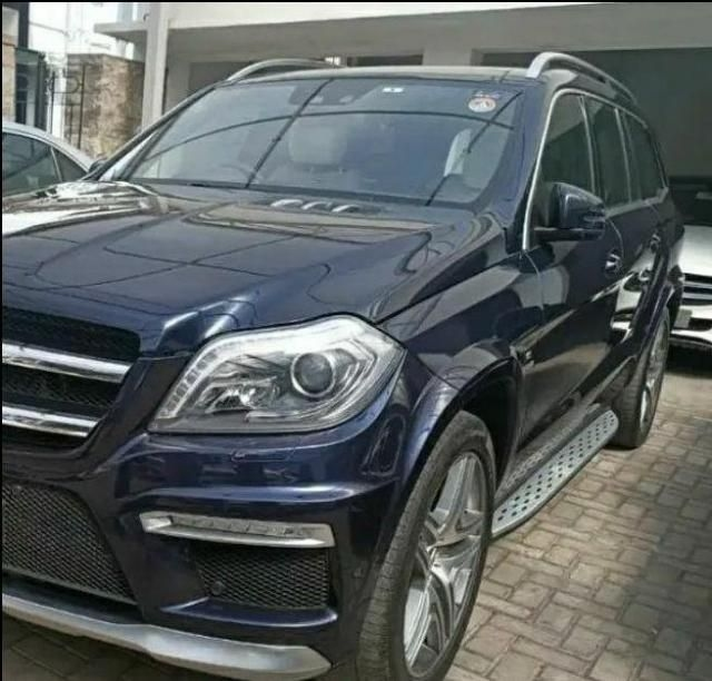 Mercedes-Benz GLE 350 d 2018