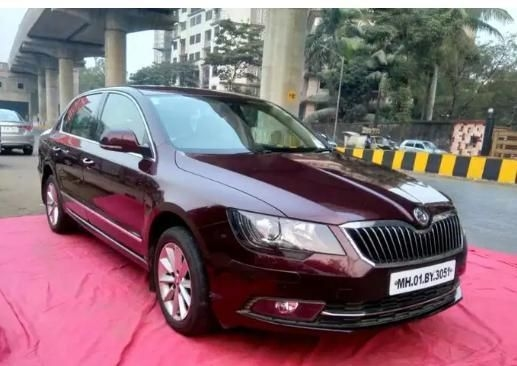 Skoda Superb Car For Sale In Mumbai Id 1418443328 Droom