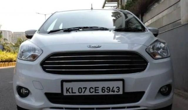 Ford Figo Base 1.2 Ti-VCT 2015