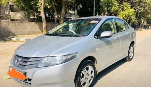 Honda City S MT CNG 2009