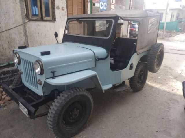 Willys Motor Willys M38 1972