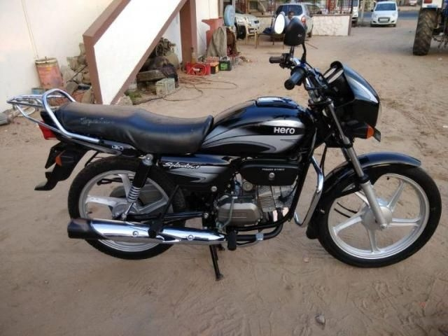 Hero Splendor Plus 100cc 2018