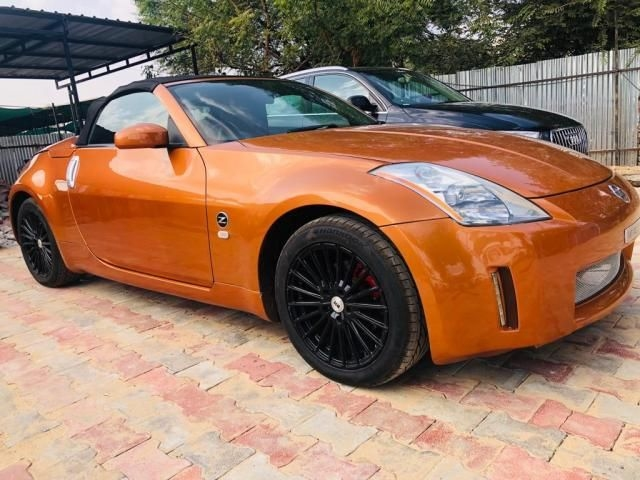 Nissan 350Z Coupe 2008