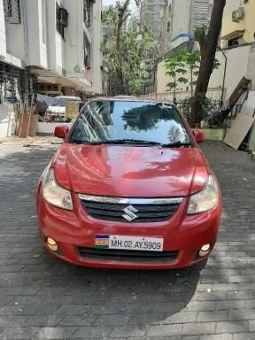 Maruti Suzuki SX4 Zxi Leather 2007