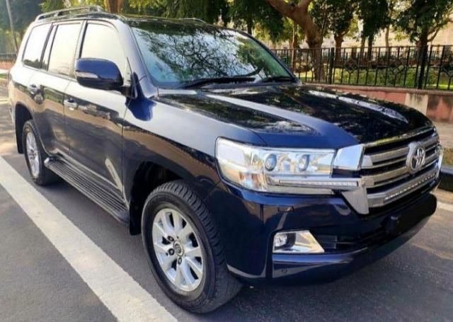 Toyota Land Cruiser LC 200 VX 2018