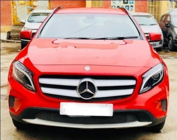 Mercedes-Benz GLA 45 AMG 4MATIC 2015