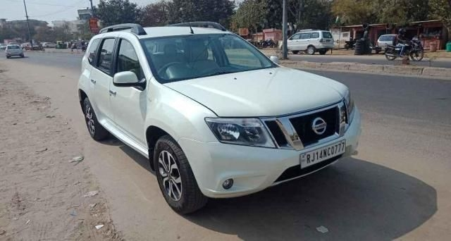 Nissan Terrano XL Plus 85 PS 2015