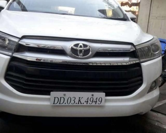 Toyota Innova Crysta 2.8 Touring Sport AT 2019
