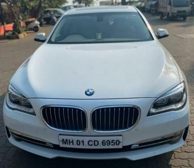 BMW 7 Series 730Ld Prestige 2015