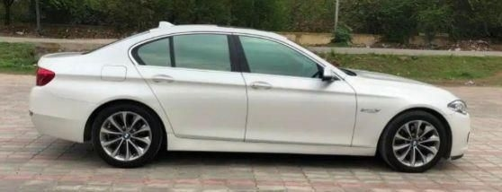 BMW 5 Series 520d Luxury Line 2019