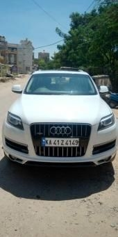 Audi Q7 3.0 TDI Quattro TECHNOLOGY Pack 2014