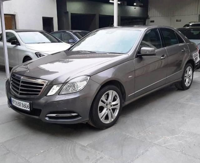 Mercedes-Benz E-Class E250 CDI Blue Efficiency 2012