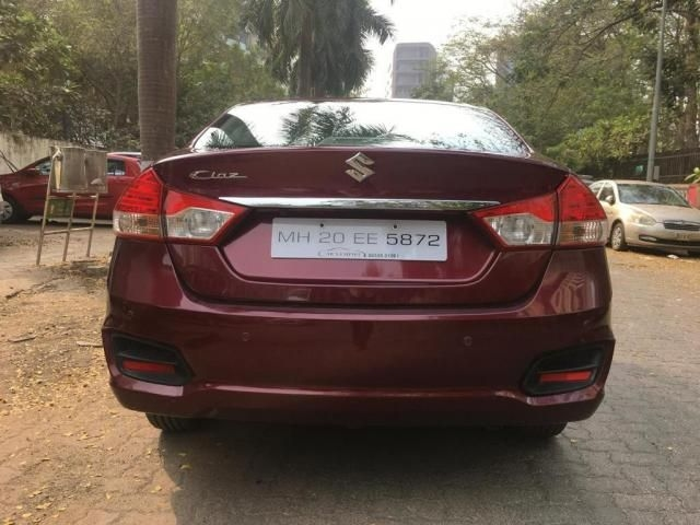 Maruti Suzuki Ciaz Alpha 1.4 AT 2016