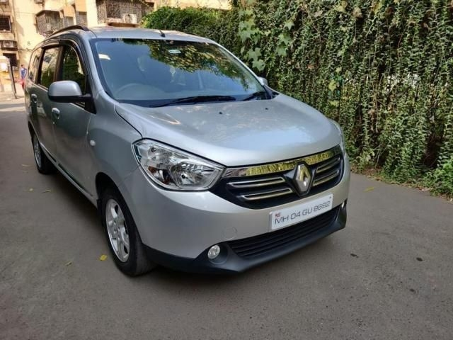 Renault Lodgy 110 PS RXL Stepway 8 STR 2015