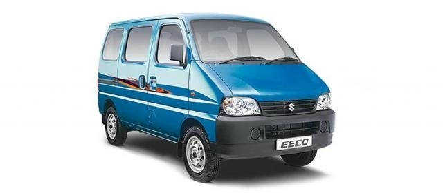 Maruti Suzuki Eeco 5 STR WITH A/C+HTR BS6 2021