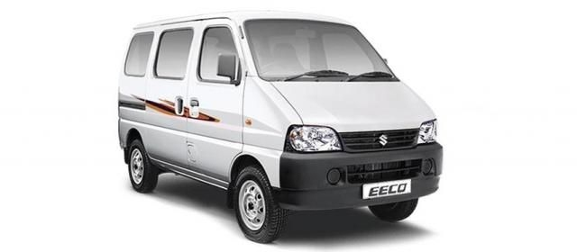 Maruti Suzuki Eeco 5 STR WITH A/C+HTR CNG BS6 2021