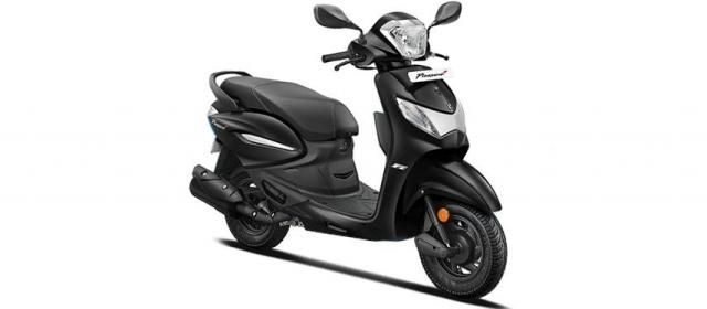 Hero Pleasure Plus 110cc BS6 2020