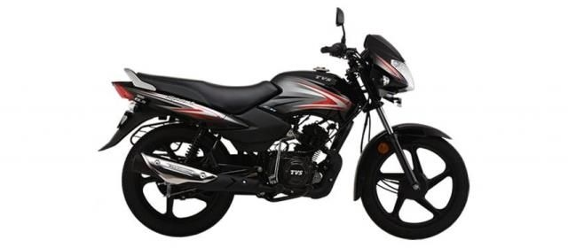 TVS Sport 110CC KS ALLOY BS6 2020