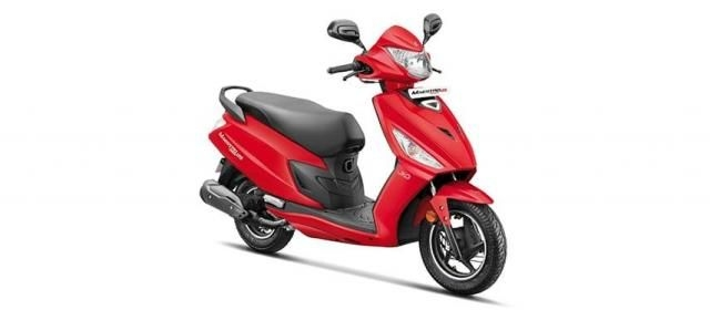 Hero Maestro Edge 125cc Drum BS6 2020