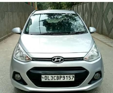 Hyundai Grand i10 Sports Edition 1.2L Kappa VTVT 2013