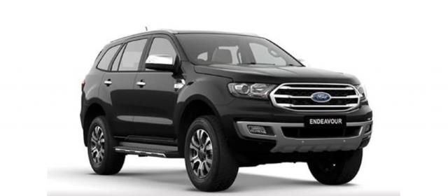 Ford Endeavour Titanium Plus 2.0 4x4 AT BS6 2020