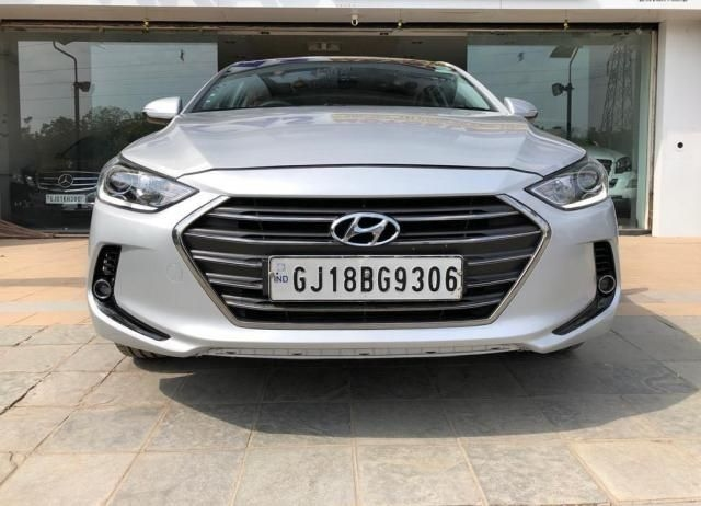 Hyundai Elantra 1.6 SX (O) AT 2017