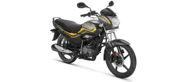 Hero Super Splendor Self Drum Alloy 125cc BS6 2020