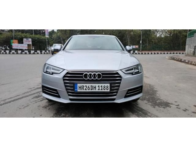 Audi A4 3.0 TDI quattro Technology Pack 2017
