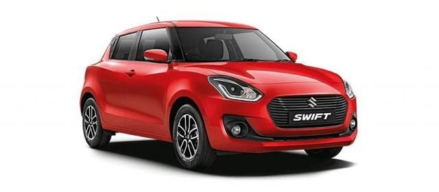 Maruti Suzuki Swift VXi AGS BS6 2020