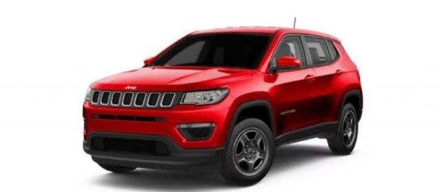 Jeep Compass Limited Plus Diesel 4x4 BS6 2020
