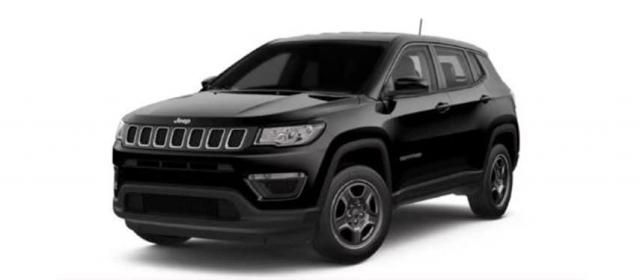 Jeep Compass Limited Plus 2.0 Diesel 4x4 AT BS6 2020