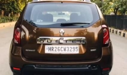 Renault Duster 85 PS RXS 4X2 MT 2016